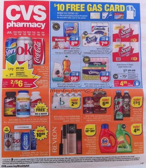 CVS ad scan preview 7 13 new york