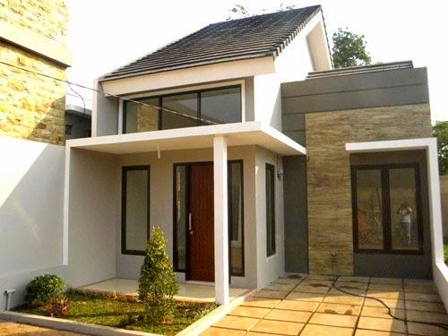 Desain Rumah Minimalis 1 Lantai Type 72