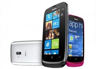 harga nokia lumia 610 terbaru