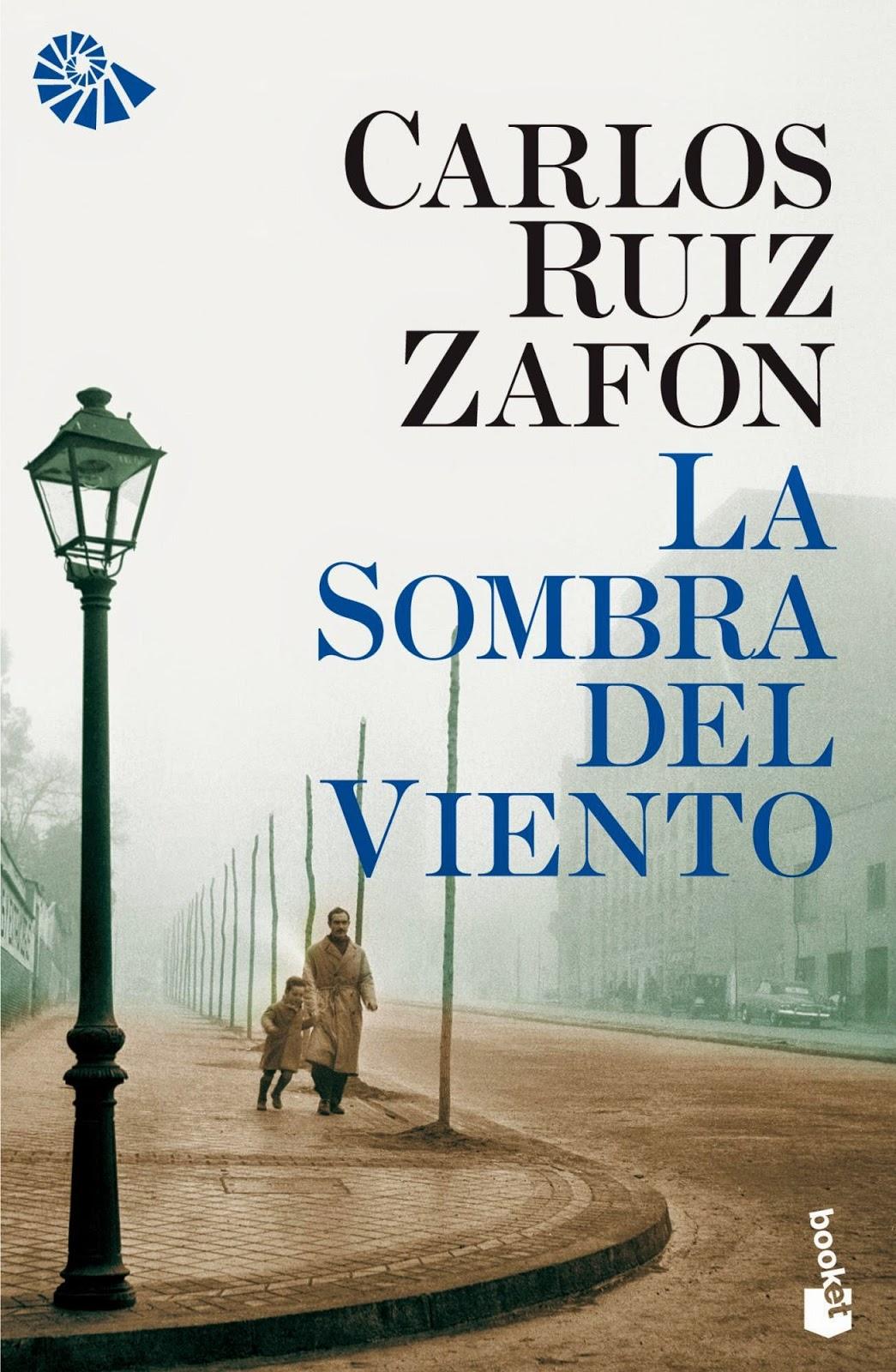 volando entre libros: La sombra del viento de Carlos Ruiz Zafón