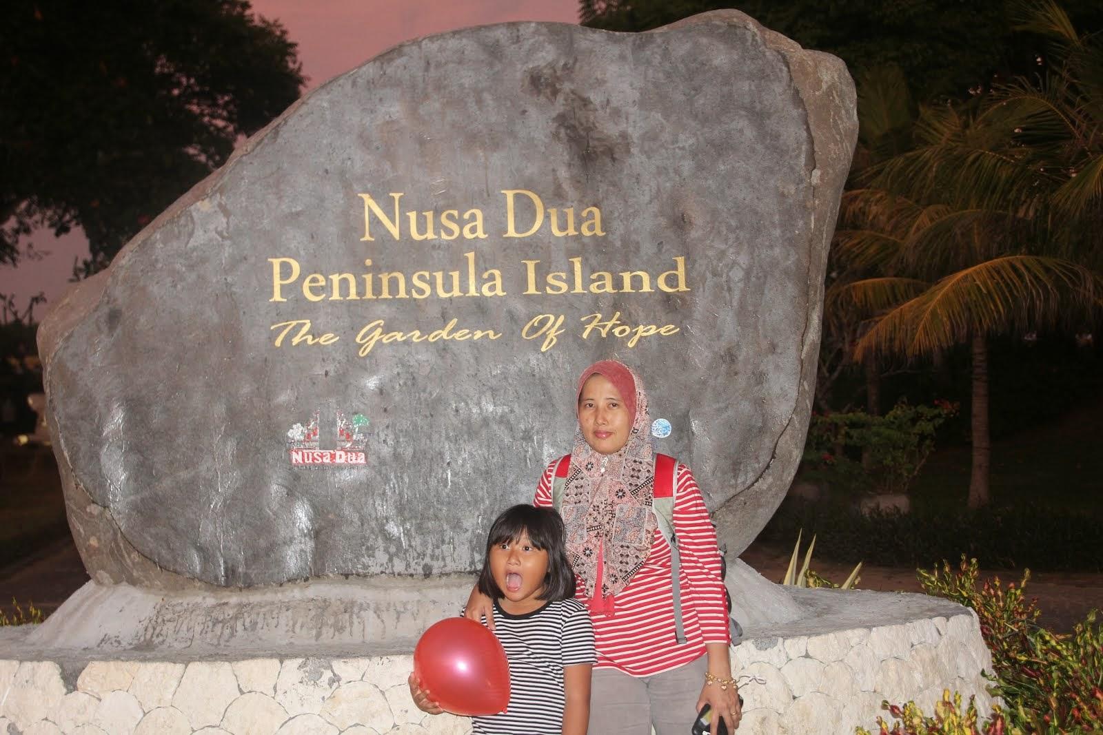 Nusa Dua,Bali-May 2014