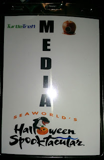 Sea World Media Lanyard