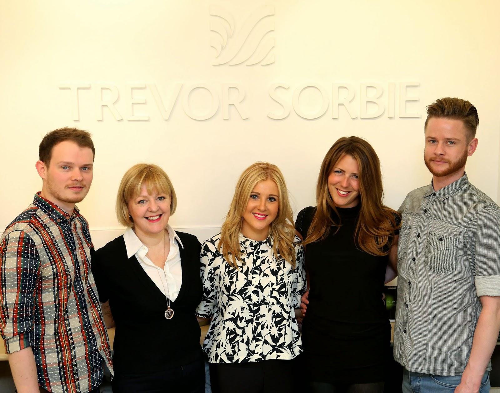 Brighton Bloggers: Trevor Sorbie Spring/Summer Event