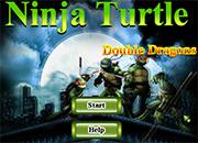 juegos de pelea ninja tourtle double dragons