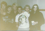 With The Cult 1987 !!