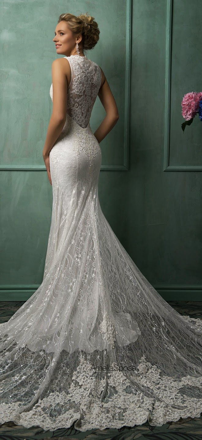 Amelia sposa 2014 wedding dresses fashion shared for Amelia sposa wedding dress