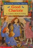 Inspiratie voor bandnaam Good Charlotte - Carol Beach York - Good Charlotte book cover