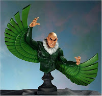 Vulture (Marvel Comics) Character Review - Mini Bust Product