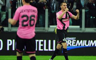 أهداف مباراة اليوفي و نابولي 3-0 في الدوري الايطالي 1-4-2012