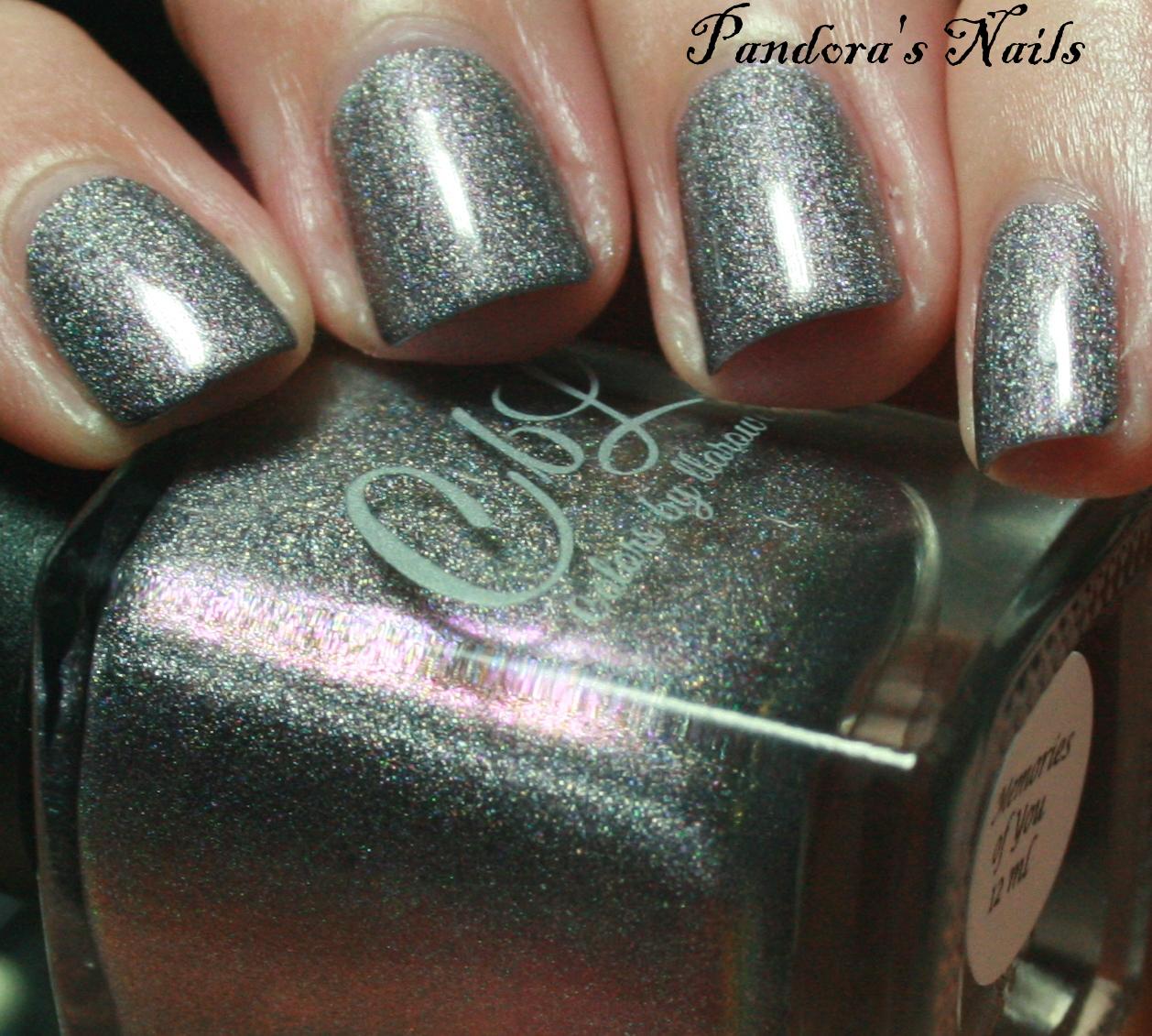 Pandora\'s Nails: Colors by Llarowe - Fall 2015 - Part 1