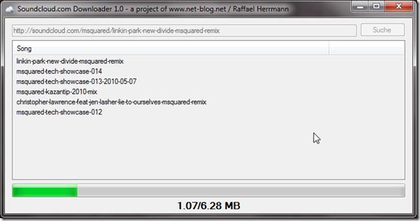 SoundCloud Downloader 2.0