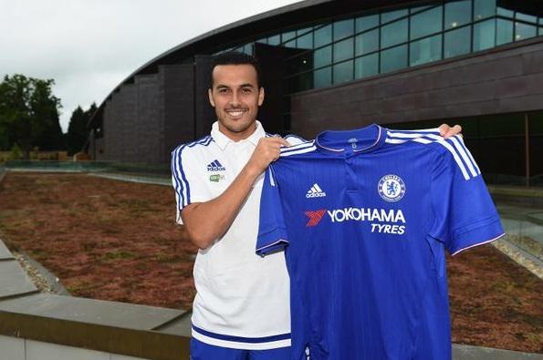 Mourinho Puji Niat Pedro Memilih Bergabung Dengan Chelsea