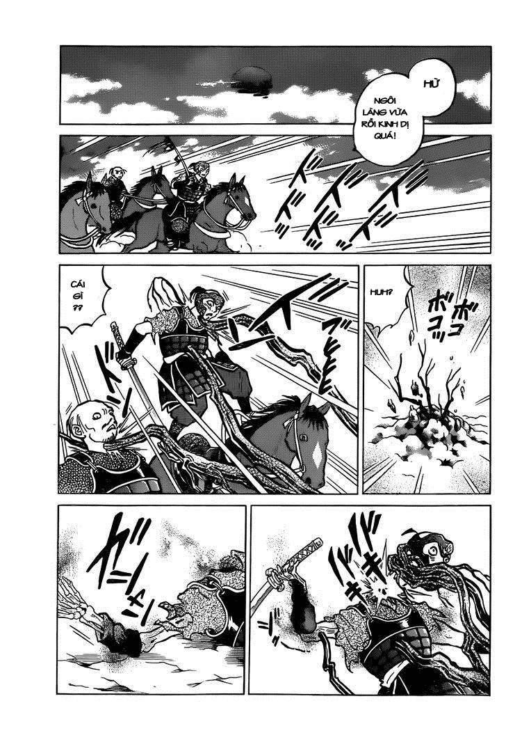 Inuyasha-Khuyển Dạ Xoa-Bản Đẹp chap 525 – extra Trang 9