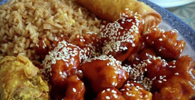 Spicy Sesame Chicken
