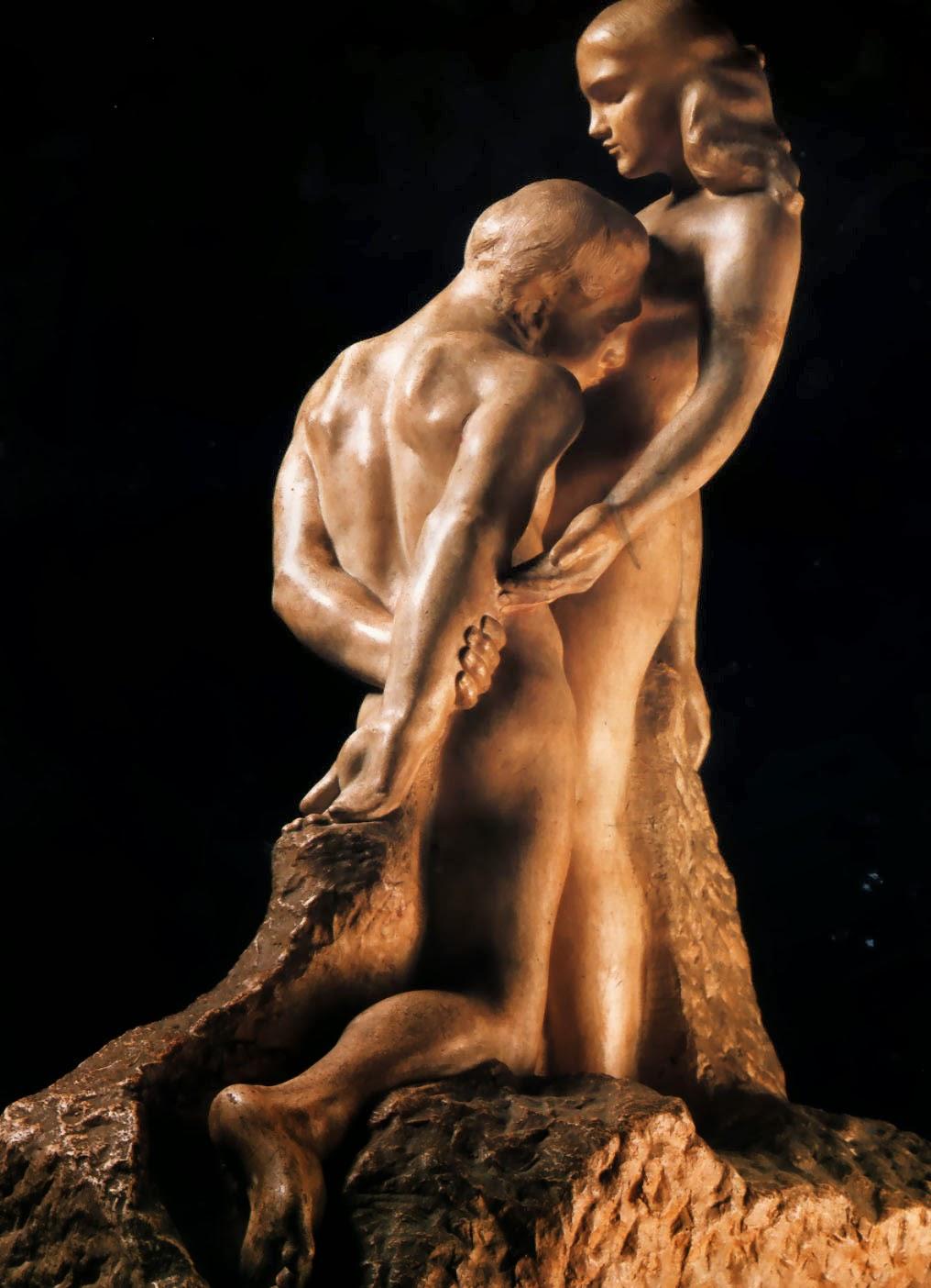 Auguste Rodin - Eternal idol, 1889