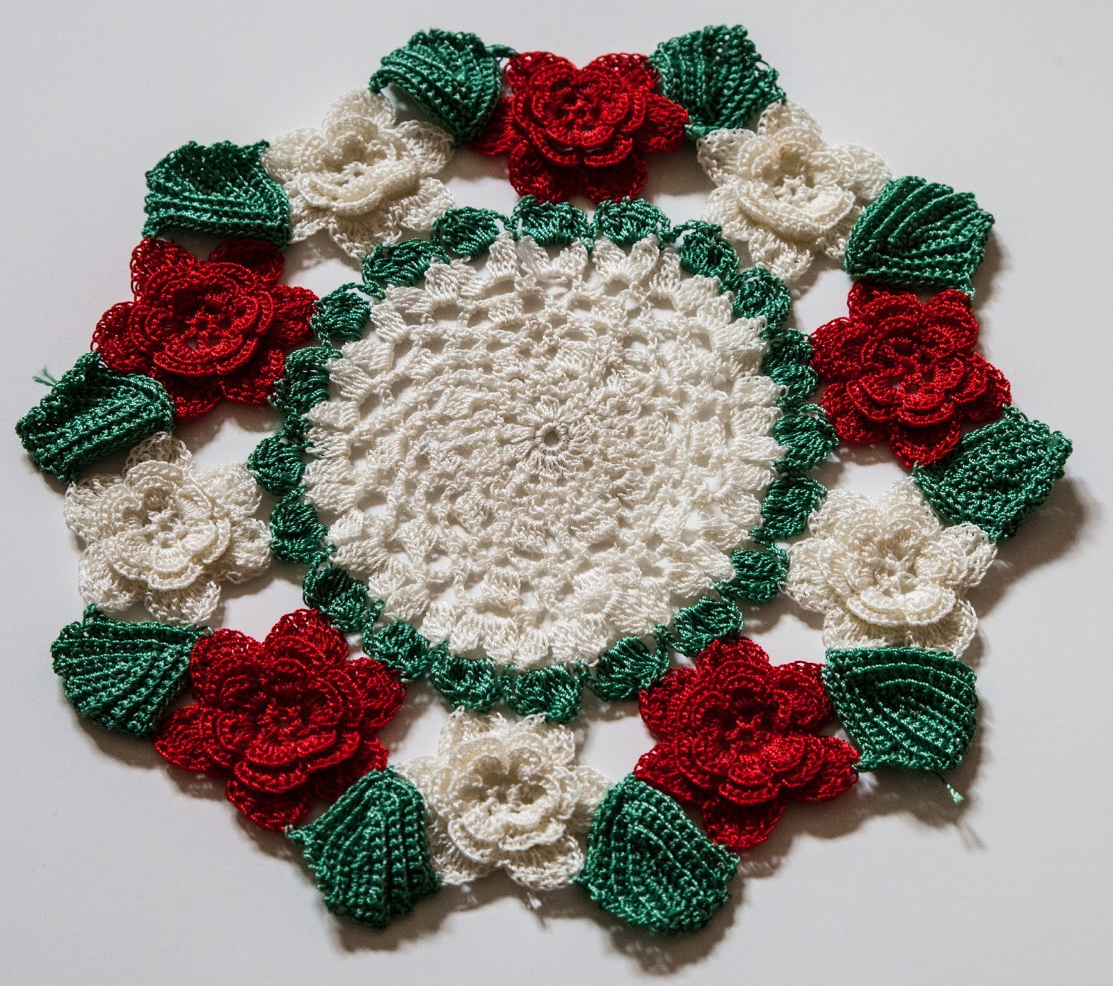 Crochet Work : TheAncestorFiles: Crochet and Needle Work by Margaret Godfrey Jarvis ...