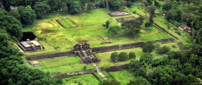 Ratu Boko Palace Tourism