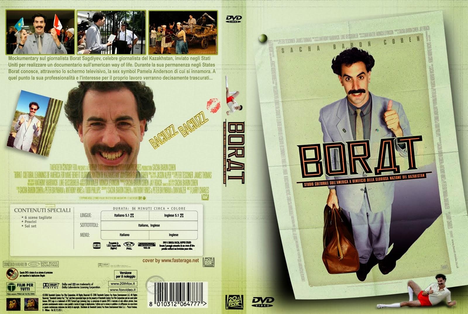 1059º - BORAT (2006)