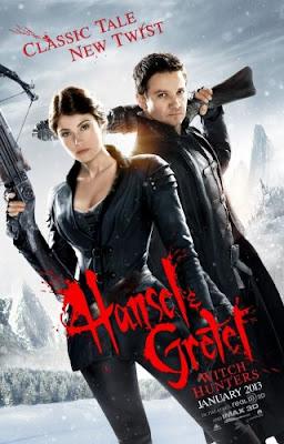 Hänsel und Gretel: Hexenjäger kostenlos anschauen