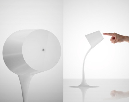 Designing For Living: Lamp By YEONGWOO KIM