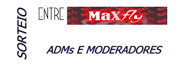 Sorteio de um receptor entre adms e moderadores do xat
