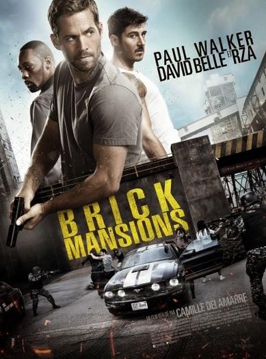 Phim Phiêu Lưu - Hành Động Khu Phố Bất Trị - Brick Mansions - 2014