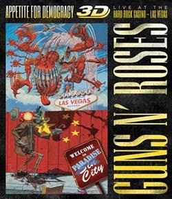 Appetite For Democracy 3D: Live at the Hard Rock Casino