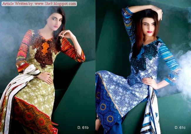 Sitara Winter-Fall Collection 2014-2015