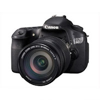 DSLR CANON EOS 60D Kit3