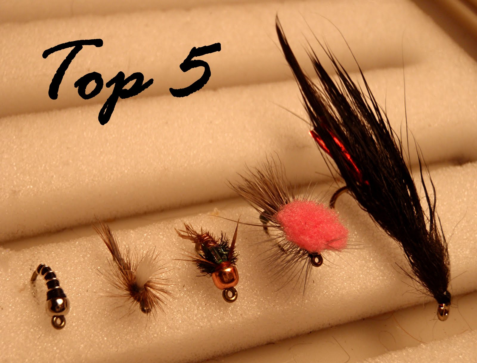 colorado fly fishing reports: best 5 flies for boulder creek, Fly Fishing Bait