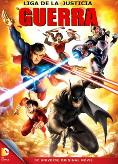 Liga De La Justicia: Guerra (2014) Online