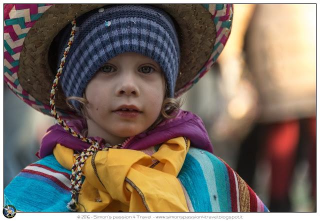 Carnevale cantù bimbo sombrero