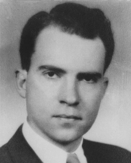 Nixon: Killed By Fish: They Also Ran Good: Richard Nixon