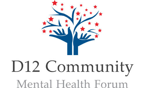 D12 Mental Health Community Forum