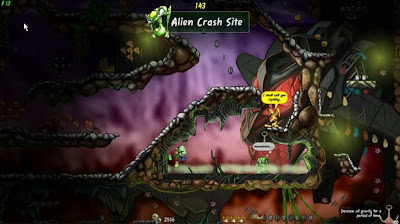 Toxic Bunny HD PC Game Screenshots 2