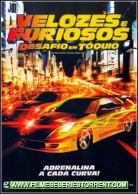 Velozes e Furiosos: Desafio em Tóquio Torrent Dublado (2006)