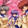 Tema Clannad Nagisa para Windows 7 [4shared]