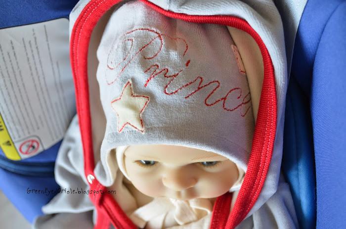 Комплект для новорожденного Le Petit Prince
