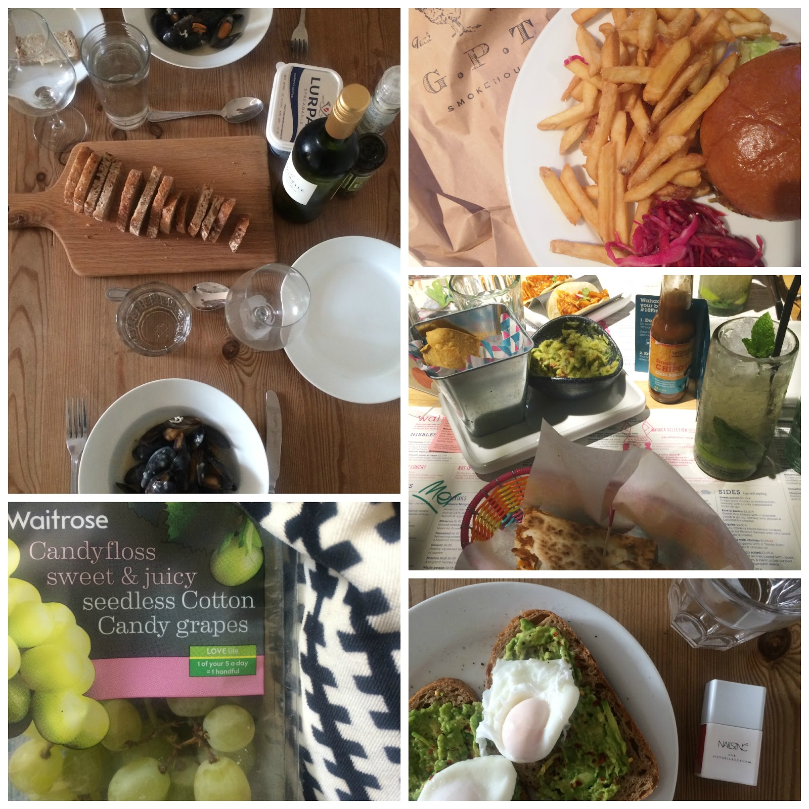 Weekly Loves #8 She's So Lucy Wahaca Bristol Review Deliveroo Bath GPT health blogger beauty