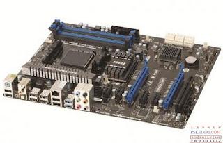 MSI 990FXA-GD65 AMD ATX AM3 DDR3