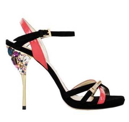 احذية لوريبلو ربيع 2012