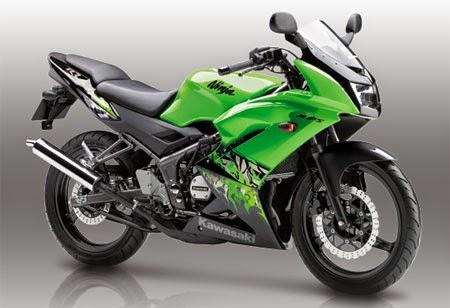 Harga Motor Ninja 150RR