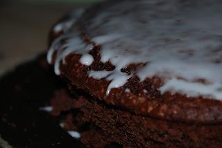 Enkel chokoladekage opskrift