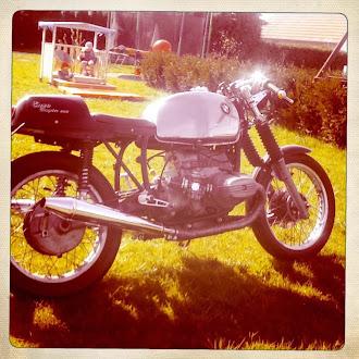 Matze's BMW Cafe Racer