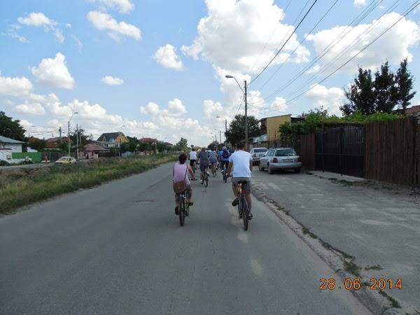 imagini de pe traseu