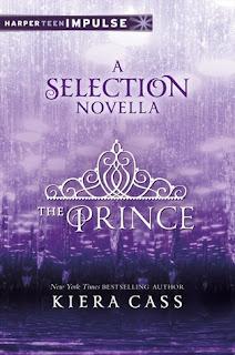 Reseña: El Principe y El Guardían (historias cortas) - Kiera Cass