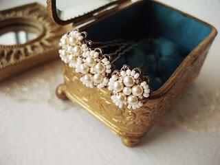 wedding jewelry bridal pearl jewelry Eesti disainer käsitöö ehted pulmaehted