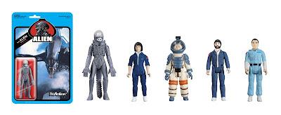 Super 7 - Funko - Alien Action Figure Set