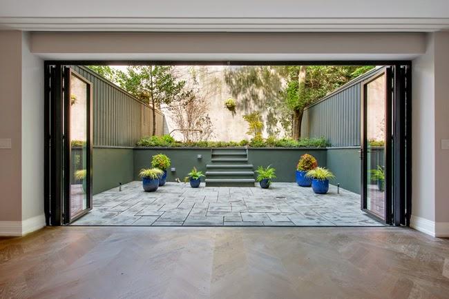 Patios modernos modern style courtyards minimalistas 2015 for Patios minimalistas modernos