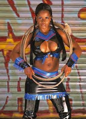 Jacqueline - Jacqueline Moore - WWE Diva
